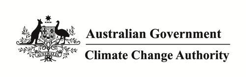 Commonwealth Coat of Arms of Australia Climate Change Authority logo